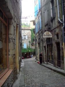 Rue Largentière