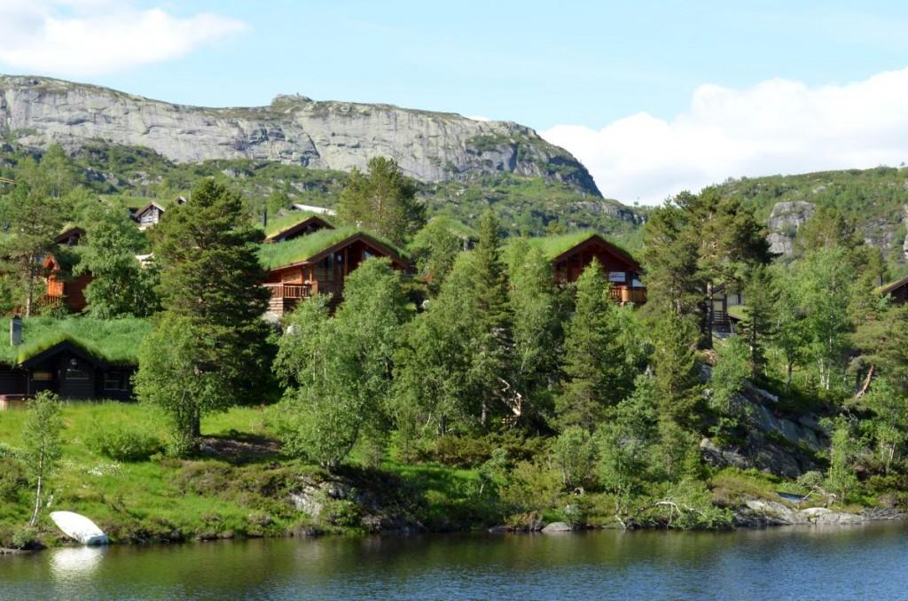 La Norvège en mode camouflage
