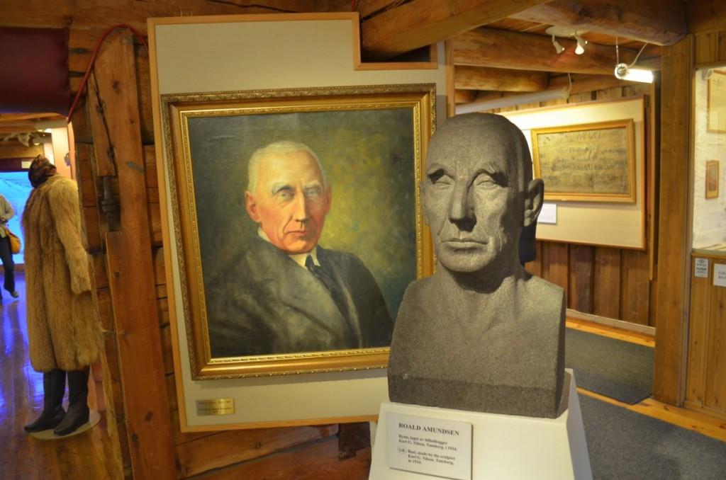 Amundsen : mort lors d'une opération de sauvetage.