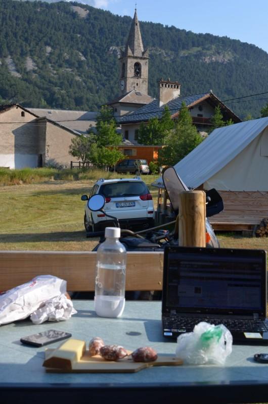 Mini toutes des Grandes Alpes parrt 2 - 002