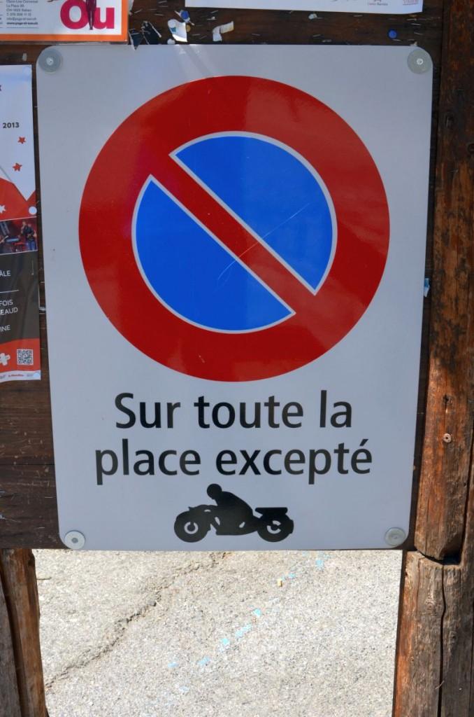 C'est pas en France qu'on verrait ça