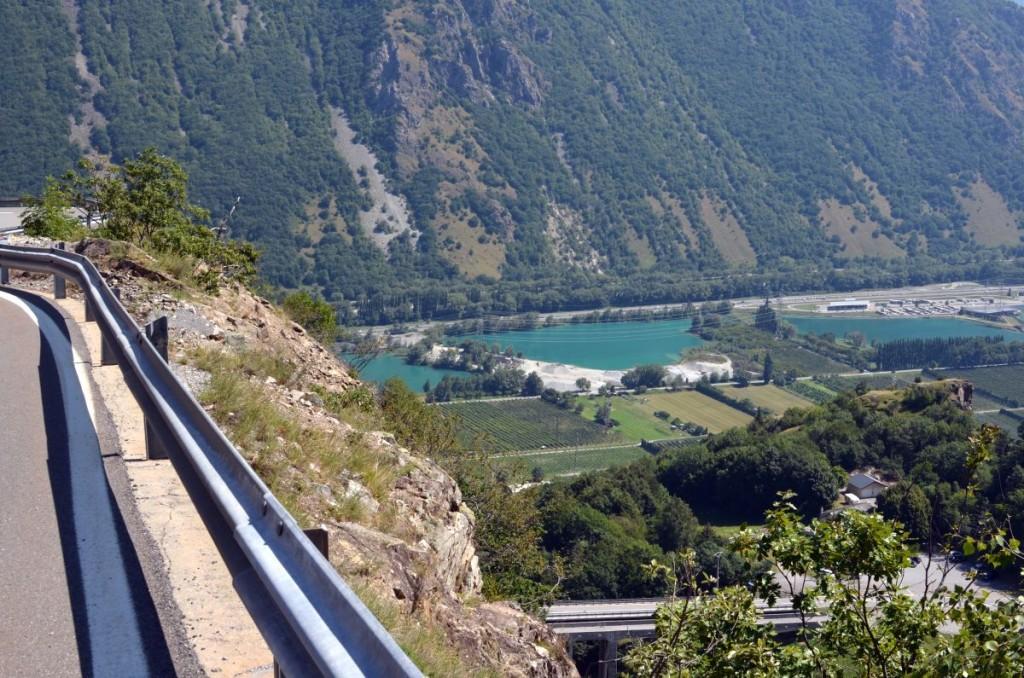 D'en haut c'est tellement plus joli les vallées