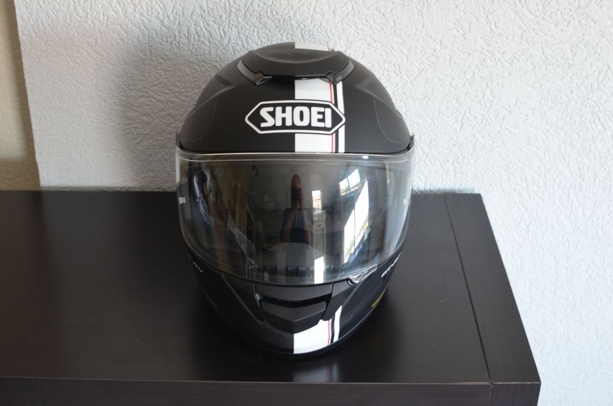 Test du casque Shoei GT Air