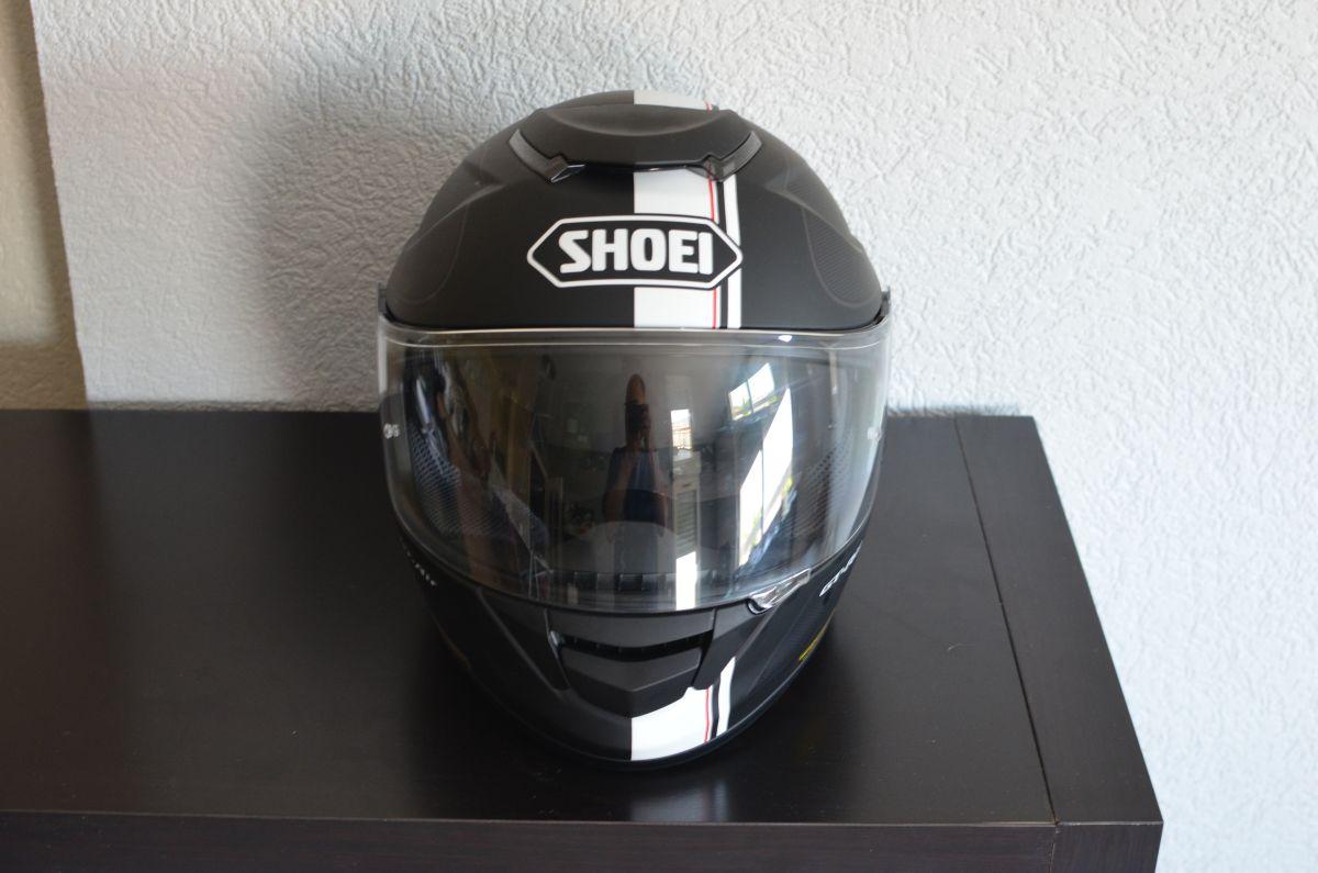Test du casque Shoei GT Air