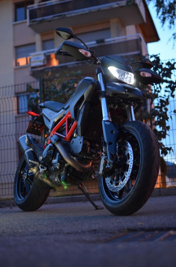Ducati HM 12