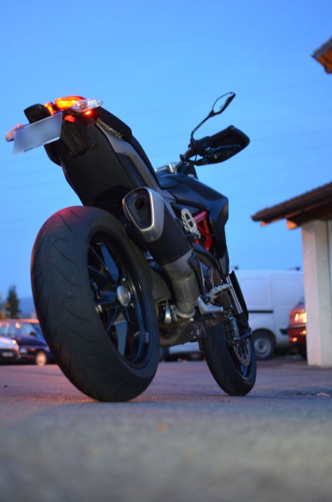 Ducati HM 14