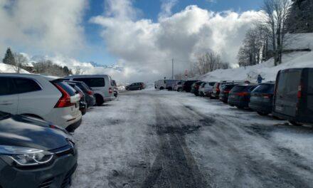Première sortie de l'année : motoxploration neigeuse 2 !