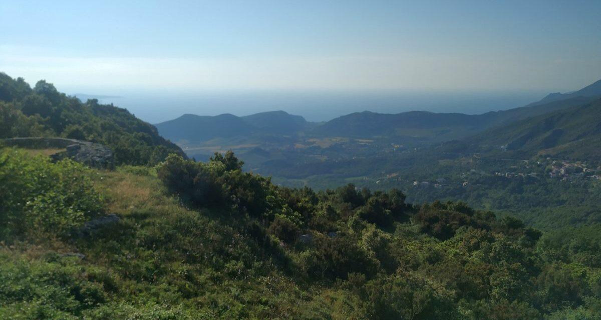 Lost in Corsica